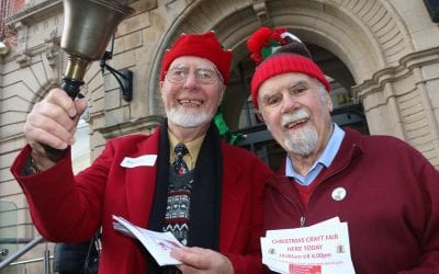 2018 Mayor: Councillor Stooke