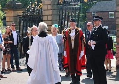 Mayors Sunday