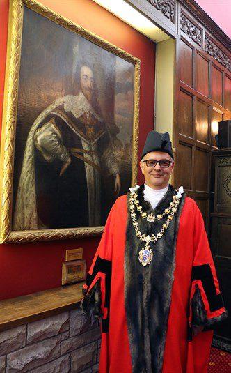 New Mayor for Kidderminster 2019