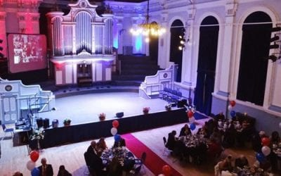 Mayor's Charity Ball a Success!