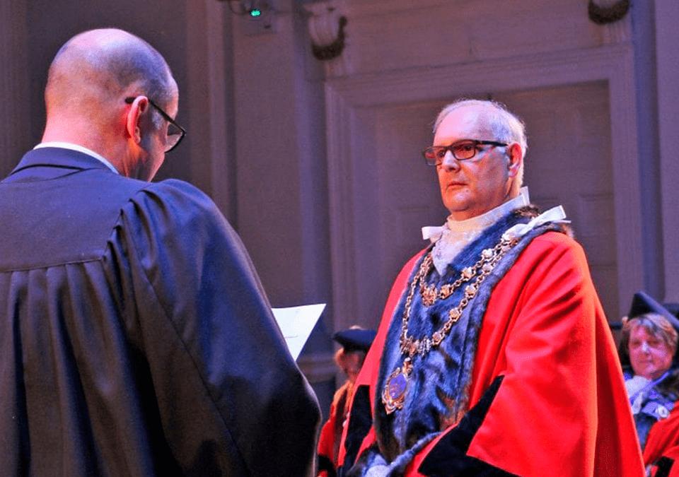 2019 Mayor: Councillor Ross