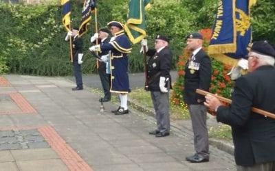 VJ Day Memorial Service