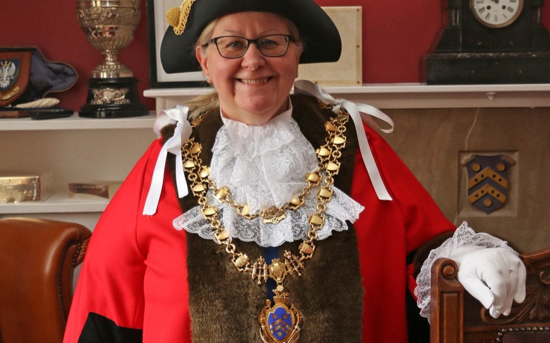 Introducing our New Mayor for 2021