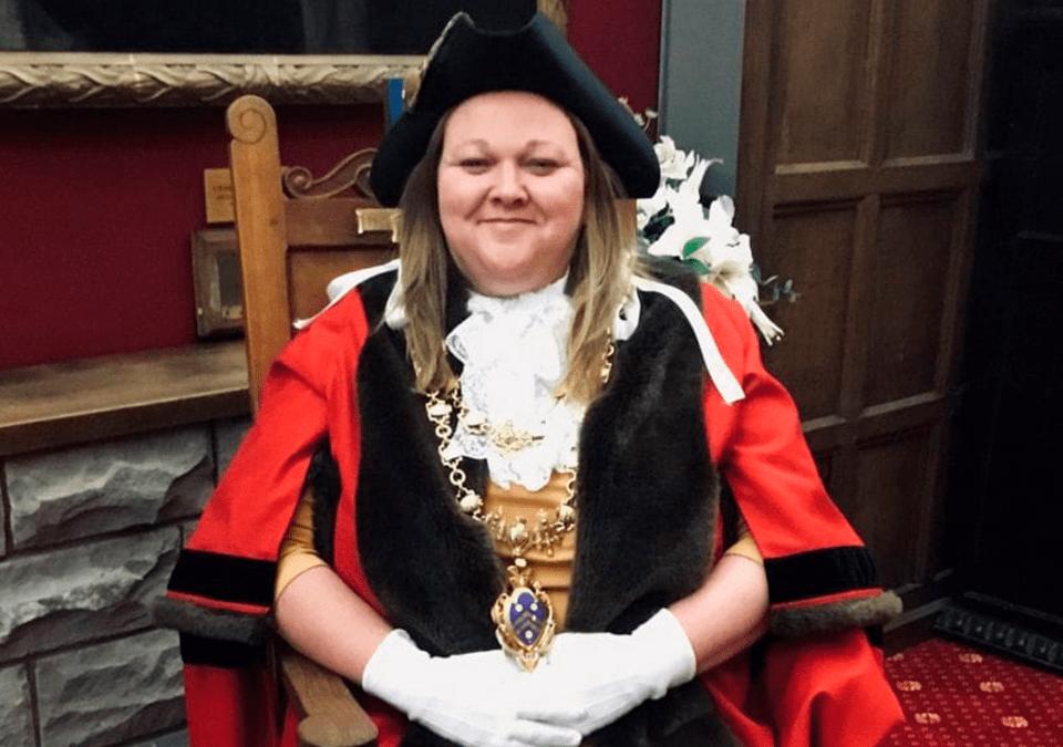 2020 Mayor: Councillor Rook